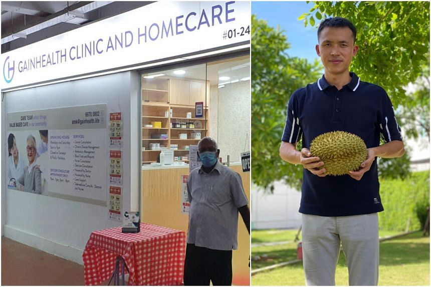 Metal Component Engineering has pivoted to telemedicine and healthcare (left) while NutryFarm International now exports durians from Thailand to China.