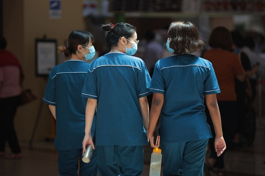 Some have asked for more clarity on what guidelines will come with the headgear for nurses.