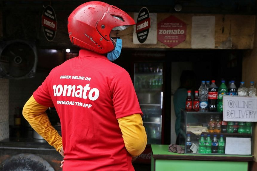 Zomato received bids worth 1.5 trillion rupees, making it one of the most popular Indian offerings among institutional investors.