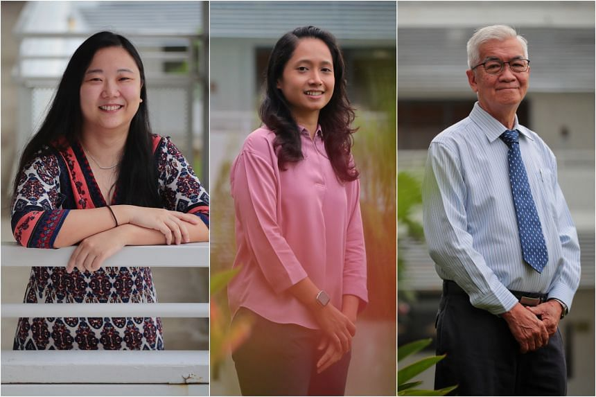 Ms Germain Kang Yin Ga, Ms Aznita Amin and Mr Lim Ing Yew were among the teachers who received the award this year.