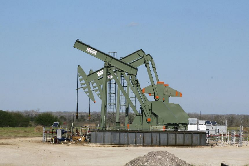Global benchmark Brent settled at US$73.41 a barrel, up 71 US cents or 0.98 per cent.