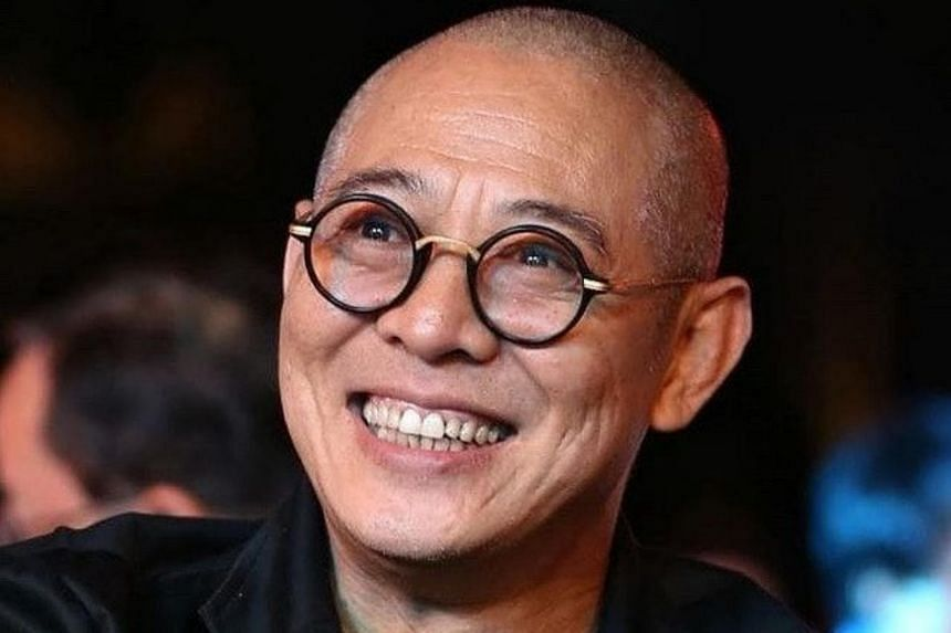 Chinese director Zhou Guogang speculated on Douyin that Jet Li will be cancelled soon.