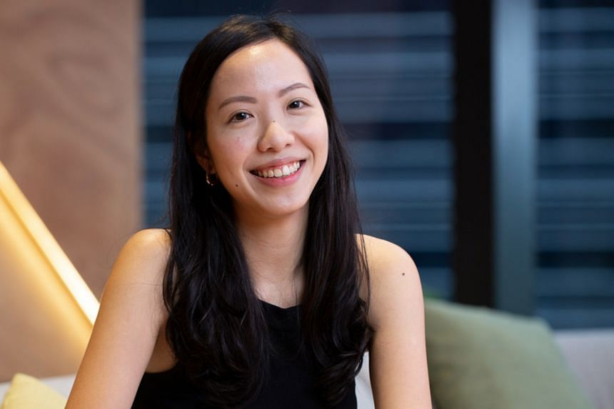 Despite the challenging job market, Ms Jeanette Tan landed a full-time role at YouTube after completing Google's Skills Ignition SG programme.