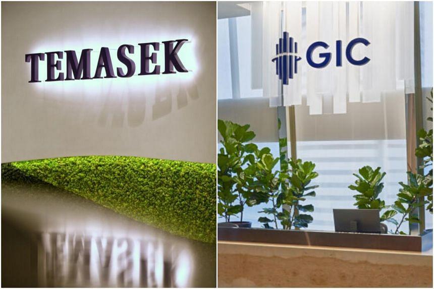 Temasek and GIC remain bullish on China.
