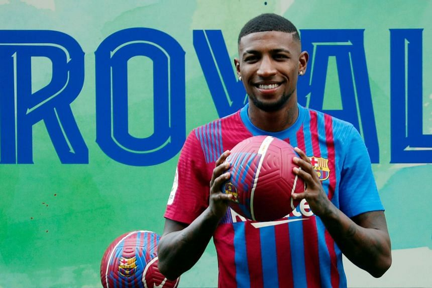 Emerson (above) could make his Tottenham debut at Crystal Palace on Sept 11.
