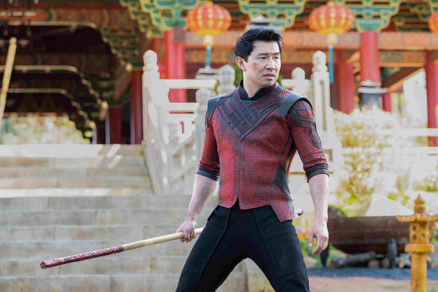 Simu Liu, who plays Shang-Chi, gained more than 4kg of muscle so he could perform the fight scenes.