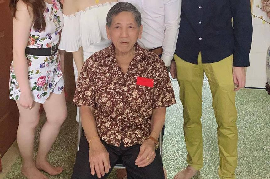 Mr Soh Eng Thong had been missing since Aug 27, when he told his family he was going for a wake.