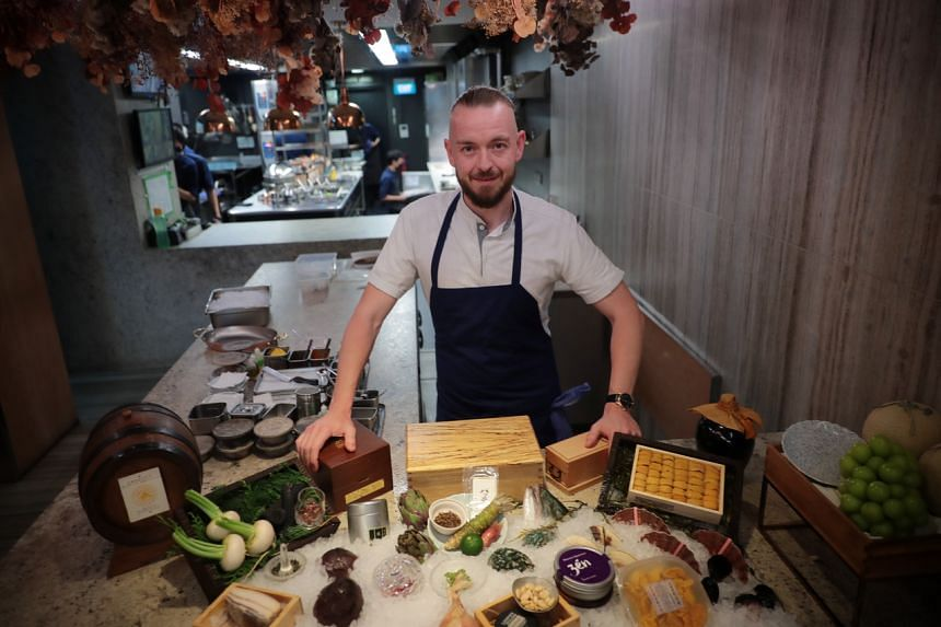 Zen executive chef Tristin Farmer said it was humbling to get the award, especially with the challenges faced by the industry during the pandemic.