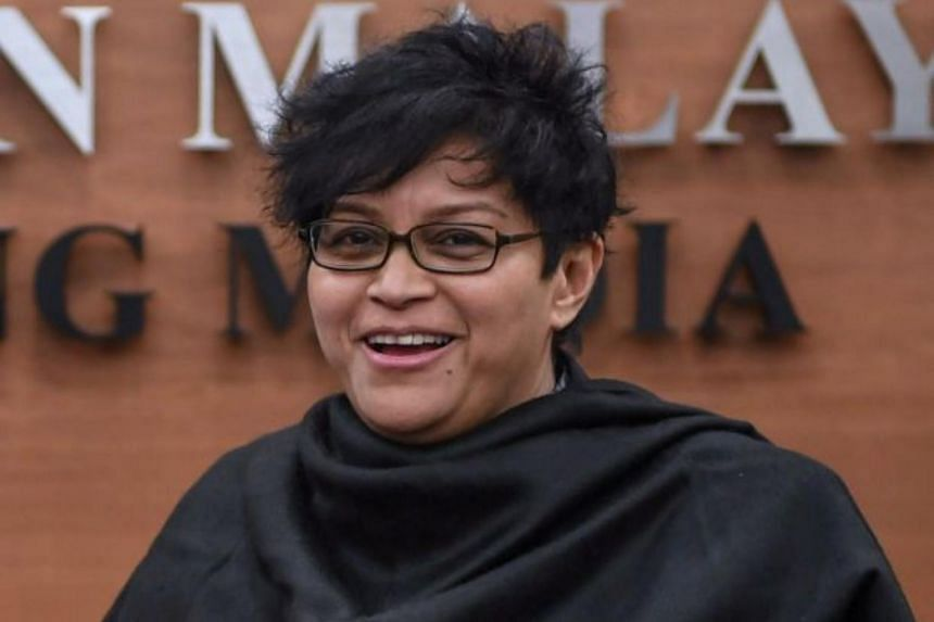 Ms Azalina Othman Said said the recall election would enable voters to withdraw the mandate they had given to lawmakers who switched parties.