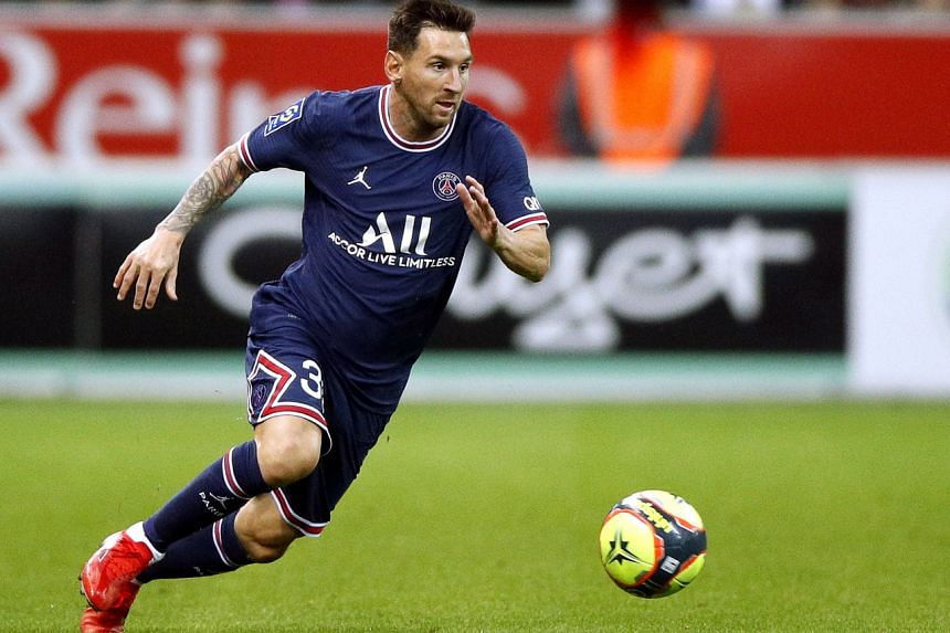 Lionel Messi was among a host of stars Paris Saint-German signed in the transfer window.