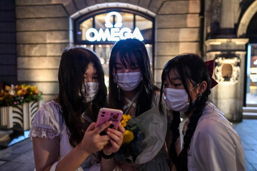 """China has been putting pressure on what it describes as a """"chaotic"""" celebrity fan culture."""
