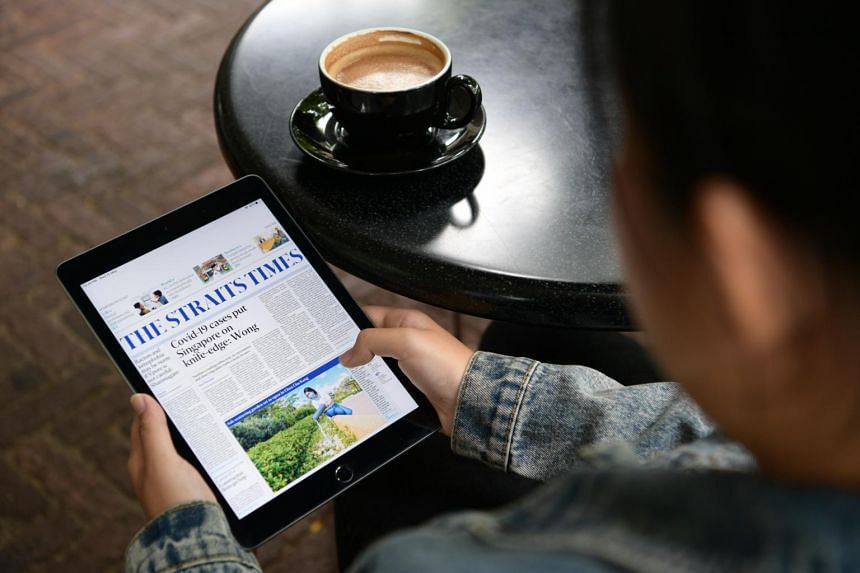 The findings revealed that digital readership has overtaken the consumption of hard-copy newspapers.