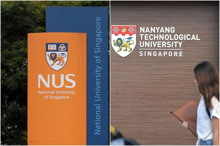 This is the first time both NUS and NTU moved up to their best positions after Times Higher Education put in place a new methodology in 2016.