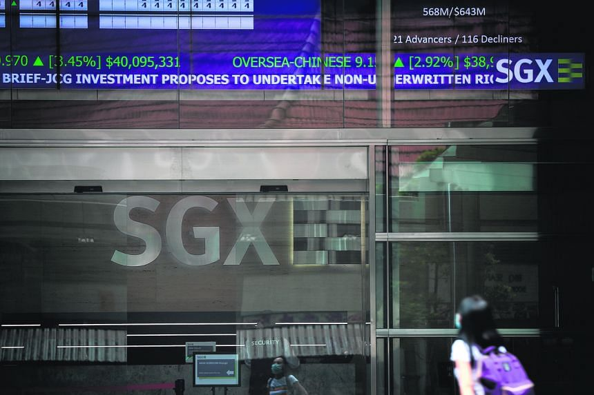 A listing under the Spac framework must have certain key features, including a minimum market cap of $150 million, says SGX.