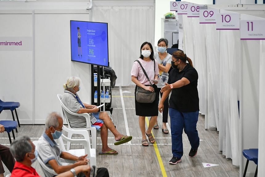 In an advisory issued on Aug 23, employers were urged to roll out a regime to get their staff vaccinated, or undergo regular tests.