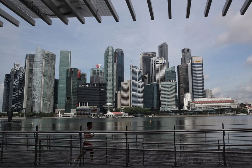 Prior to the review, there were 17 Singapore Reits and property trusts in the FTSE EPRA Nareit Developed Index.