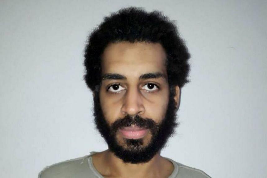 Kotey (above) pleaded guilty to conspiring to murder US hostages James Foley, Steven Sotloff, Peter Kassig and Kayla Mueller.