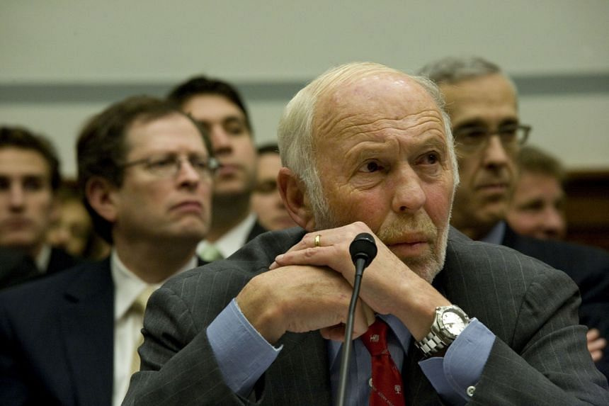 James Simons and some of his former Renaissance colleagues have settled the dispute with the government.