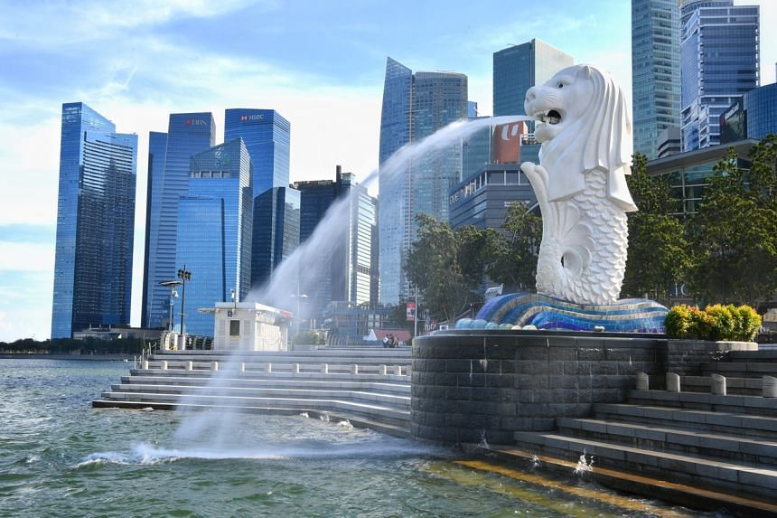The Merlion will now be cleaned overnight from 11.30pm to 7am between Sept 6 and 8.