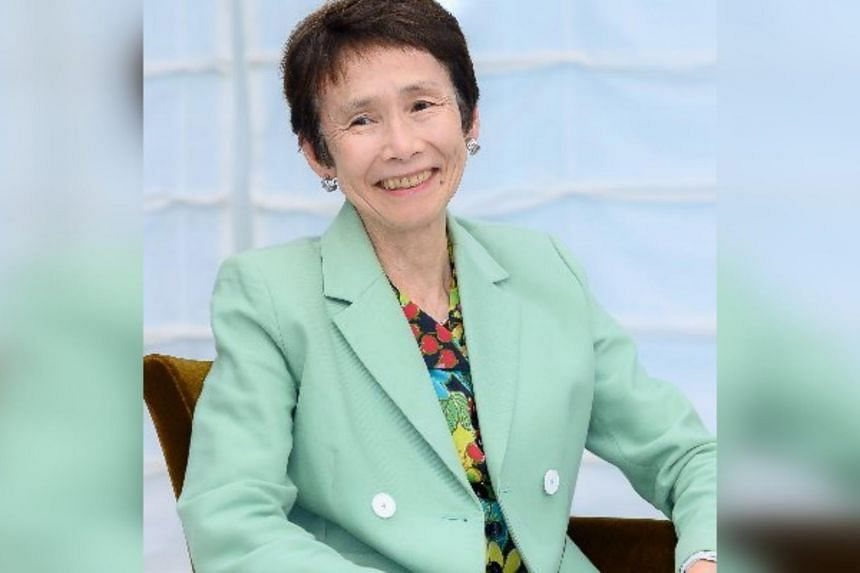 Professor Emeritus Yoko Ishikura apologised after posting an image in breach of copyright rules.
