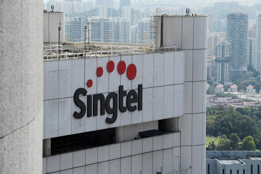 Shares of Singtel ended Thursday at $2.37, up two cents or 0.9 per cent.