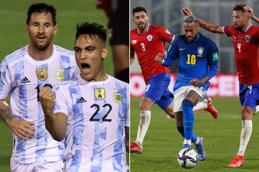 Argentina and Brazil will meet for a World Cup qualifying clash in Sao Paulo this Sunday.