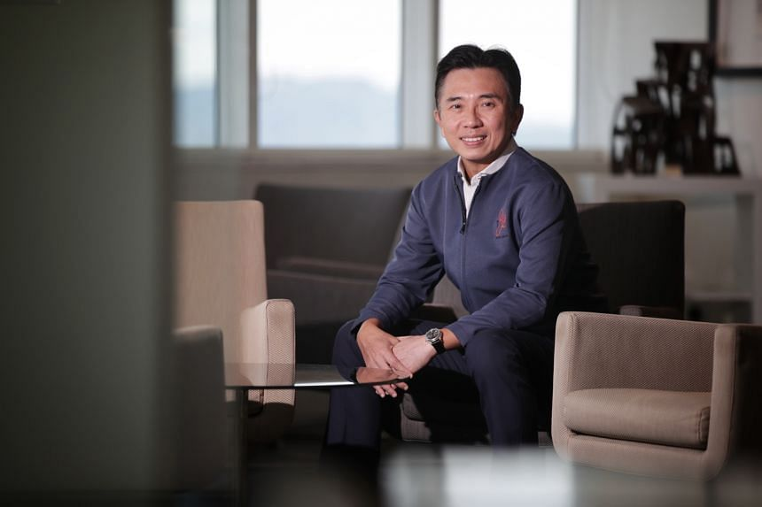 T32 Dental Group founder and managing director Wong Keng Mun put all his savings into getting his first clinic off the ground in 2005.