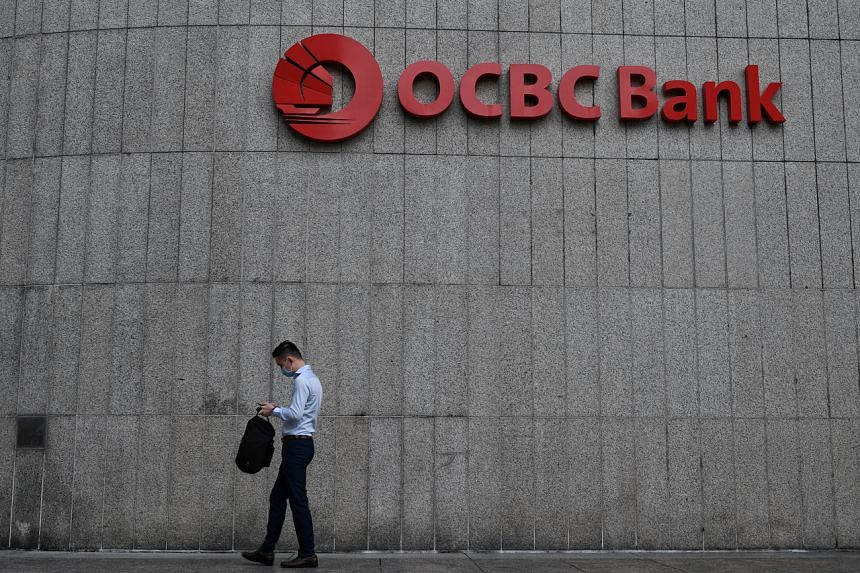 The planned hires will be at OCBC's main operations and its private banking unit Bank of Singapore.