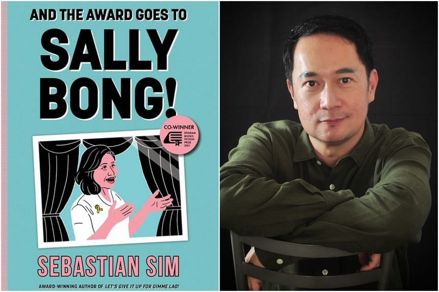 Sebastian Sim's And The Award Goes To Sally Bong! follows Sally Bong from 1977 to the present day.
