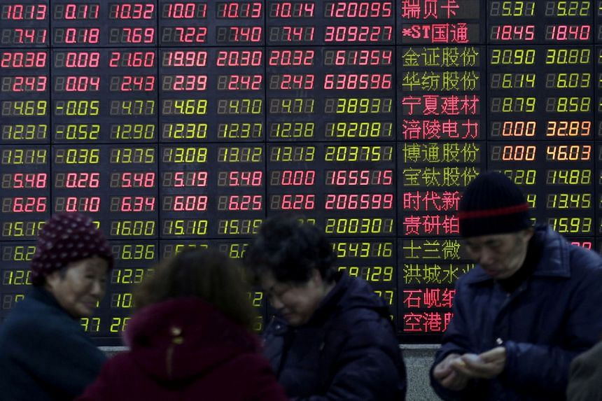 """For every pundit declaring the dangers of putting money into Chinese assets, there is another ready to """"buy the dip""""."""