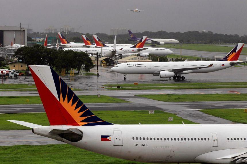 Philippine Airlines suffered a record 71.8 billion pesos loss in 2020.