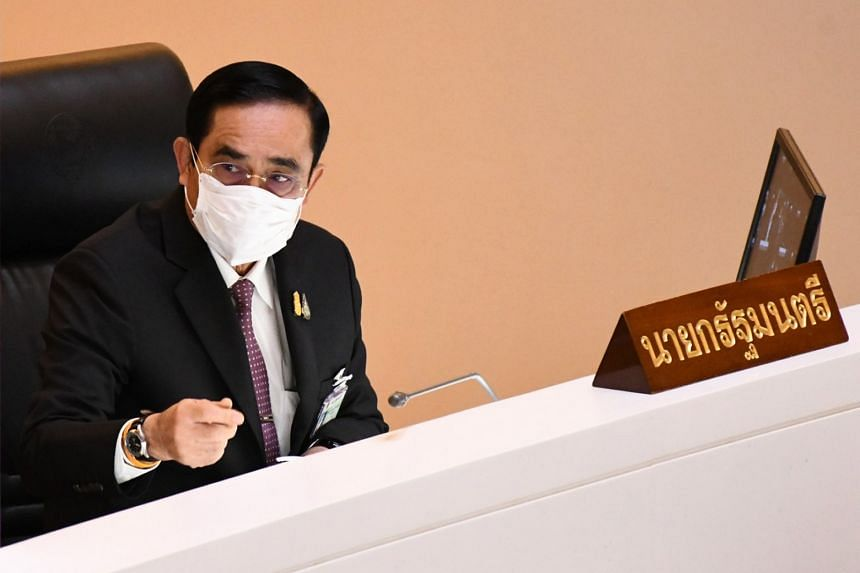 This is the second such vote against Mr Prayut Chan-o-cha this year and the third one since the 2019 election.