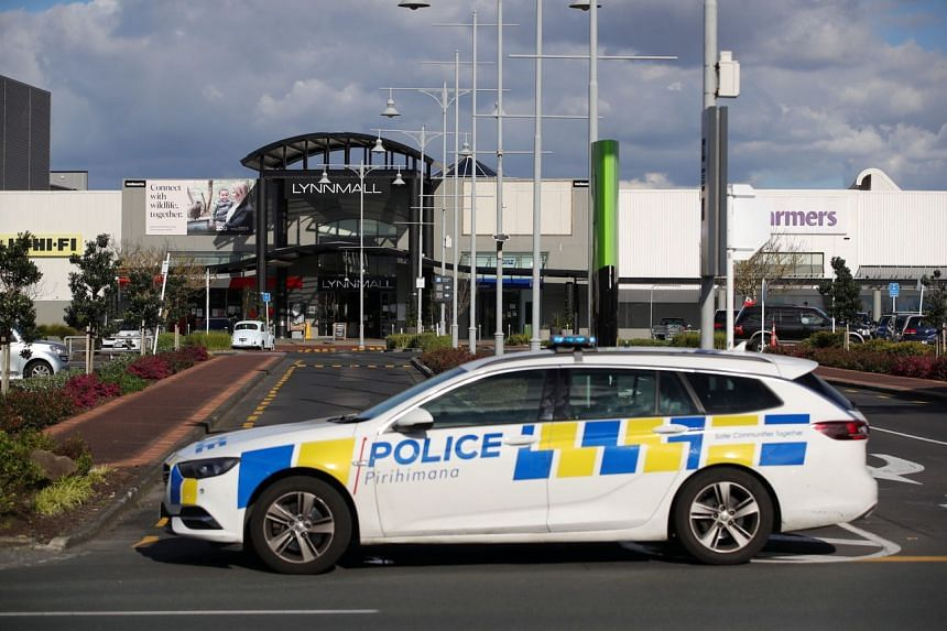 A Sri Lankan attacked seven people in an Auckland supermarket on Sept 3, 2021.
