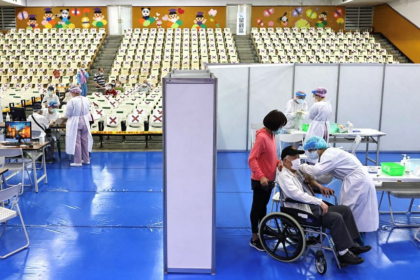 Taiwan has already received some six million vaccine doses gifted by Japan and the US.