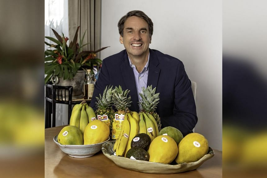 Mr Christian Wiegele, president of Fresh Produce Group at Dole Sunshine Company, says the firm has strong initiatives working on reducing waste, repurposing products and upcycling.