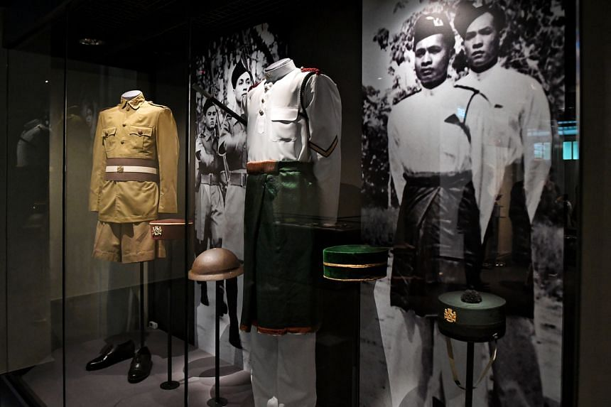 The exhibition will be a rich, multimedia retelling of the Malay Regiment's last stand on Pasir Panjang Hill against overwhelming Japanese troops.