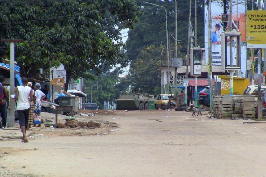 Guinea has spent decades under authoritarian or dictatorial regimes.