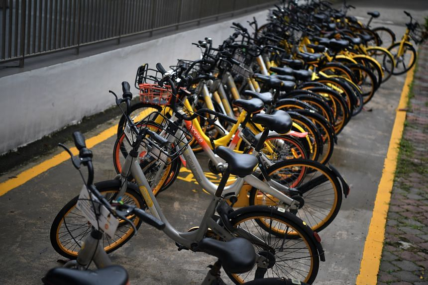 Dockless bike-sharing operators first arrived in Singapore in 2017, but many pulled out after the LTA imposed a licensing scheme in 2018.