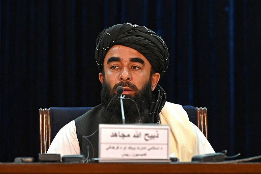 The Taliban would pave the way for investments and ensure companies' security, said Taliban spokesman Zabihullah Mujahid.