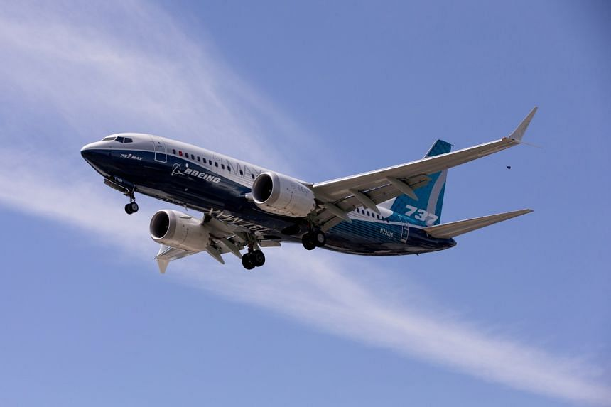 The 737 Max was grounded by aviation authorities worldwide after two crashes within five months - from October 2018 to March 2019. A total of 346 people were killed.