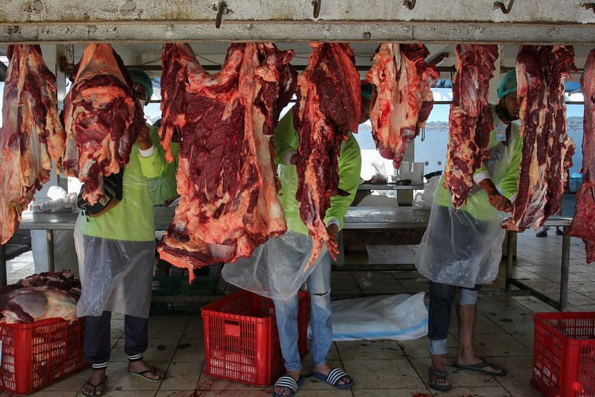 Meat consumption in South Asia, South-east Asia, and East Asia has climbed to over 125 million tons in the last three decades.