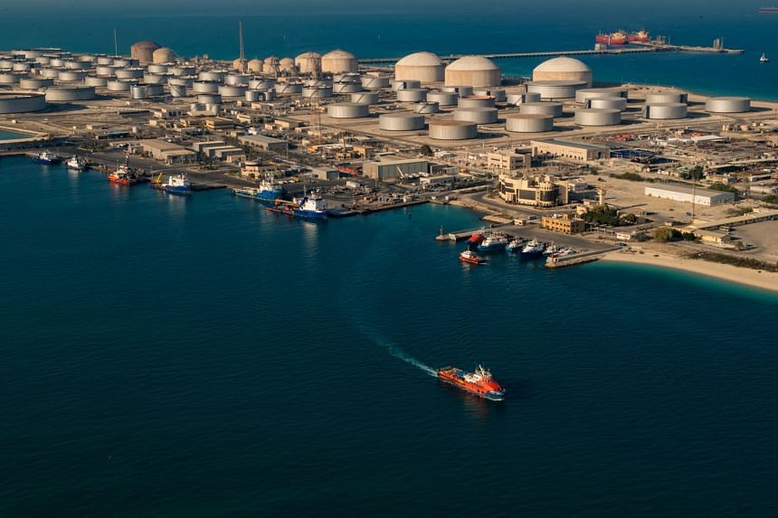 The October price for Saudi's flagship crude was cut by US$1.30.