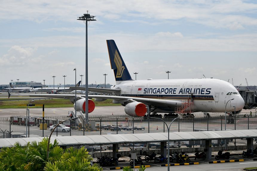 The first flight under the Vaccinated Travel Lane is expected to land at Changi Airport at 4.25pm on Wednesday.
