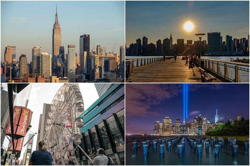 The Big Apple is making a big push to relaunch itself as a tourism destination.