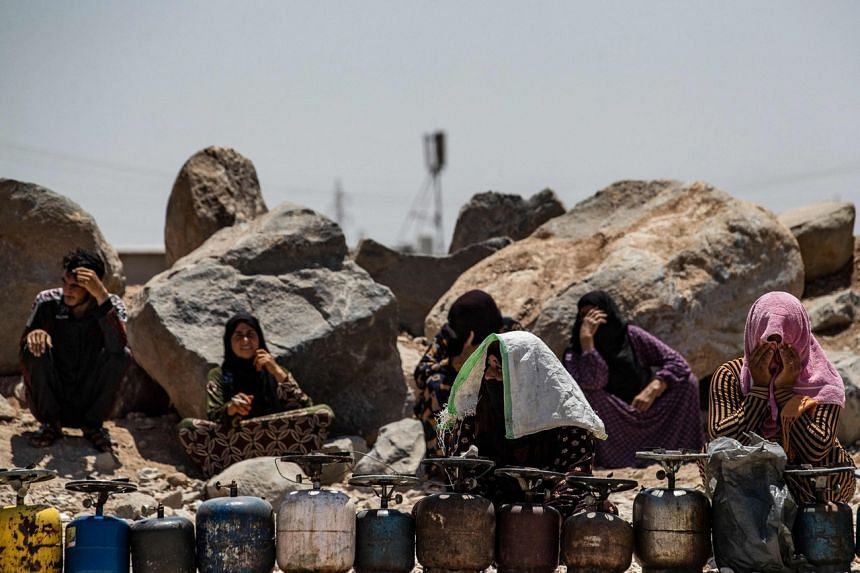 More than 6.6 million Syrians have sought refuge abroad since the start of the conflict in 2011.
