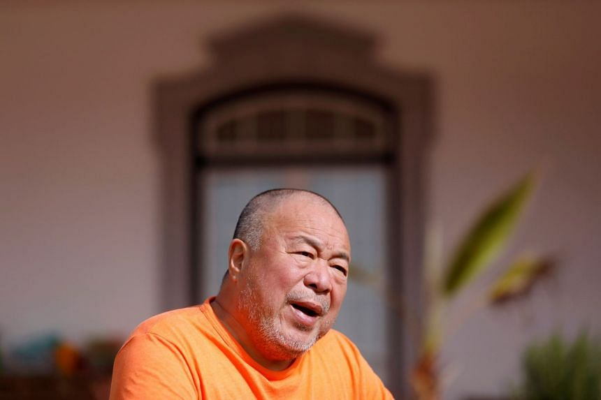 AI Weiwei is one of China's most high-profile artists and political activists,