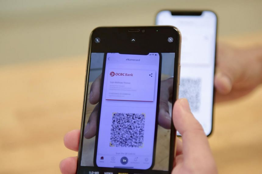 In March this year, OCBC Bank rolled out digital business cards for its employees as part of digital transformation efforts.