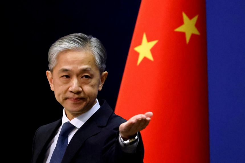 Foreign ministry spokesman Wang Wenbin says China respects the sovereignty, independence and territorial integrity of Afghanistan.