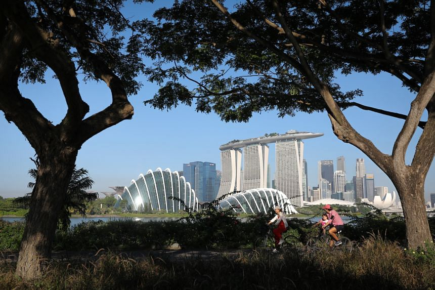 Singapore is capitalising on new growth opportunities in sustainability, including in areas such as agritech and green finance.