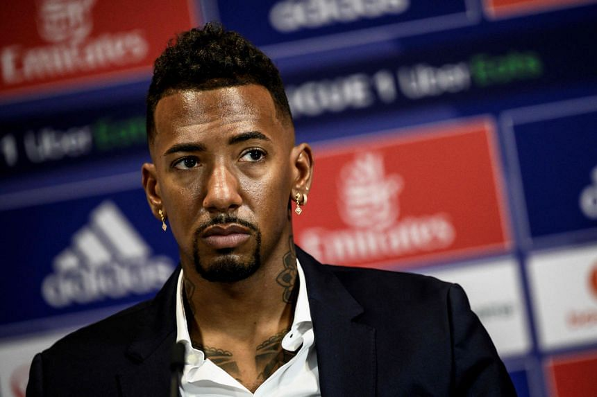 Jerome Boateng is alleged to have injured his ex-girlfriend during a heated argument three years ago.